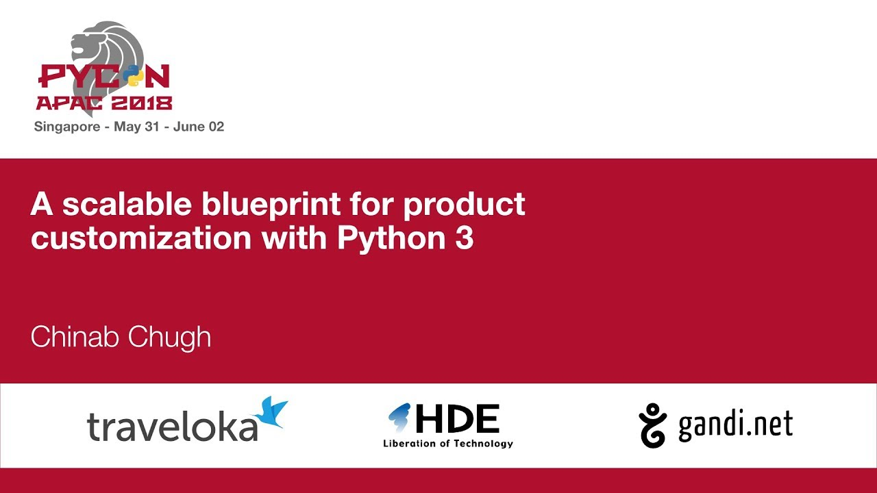 Image from A scalable blueprint for product customization with Python 3