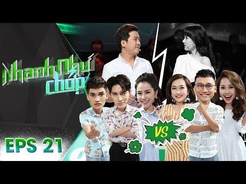 Nhanh Như Chớp | Tập 21 Full: Trường Giang-Hari Won Cười Ngả Nghiêng Trước
