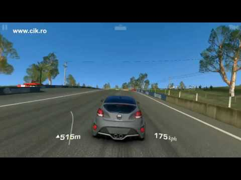 Hyundai Veloster Turbo Max Speed - Mount Panorama Circuit - Real Racing 3