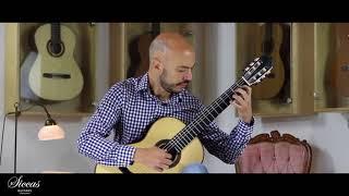 Yorgos Nousis plays Five pieces for little Lizetaki Mvt. I by Y. Nousis on a 2017 Gonzalez Lopez CF