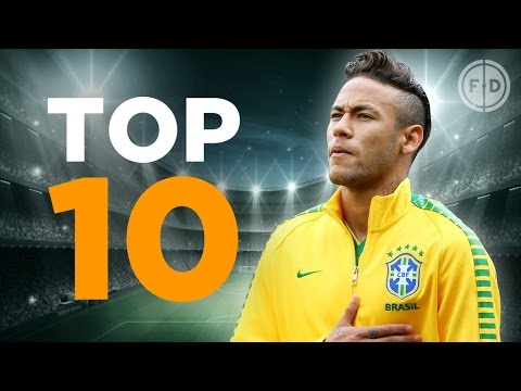 Brazil football top scorers