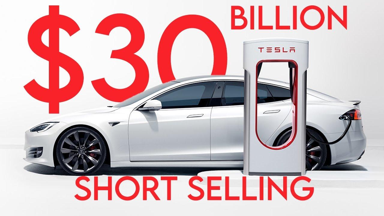 Elon Musk's Tesla Short Sellers Never learn!