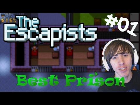 The Escapist   Ep. 01   Best Prison!!!  