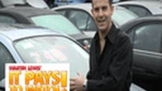 The £26 a YEAR car insurance man - Martin Lewis