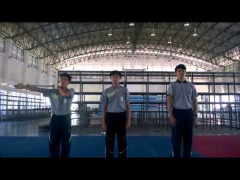 สื่อการสอนการตัดสินกีฬาวอลเลย์บอลโดยการใช้สัญญาณมือ