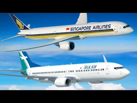 SINGAPORE AIRLINES and SILKAIR Merger Update