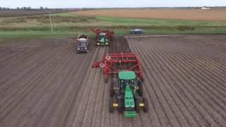Harvest 2016 - Spudnik Tub Digger
