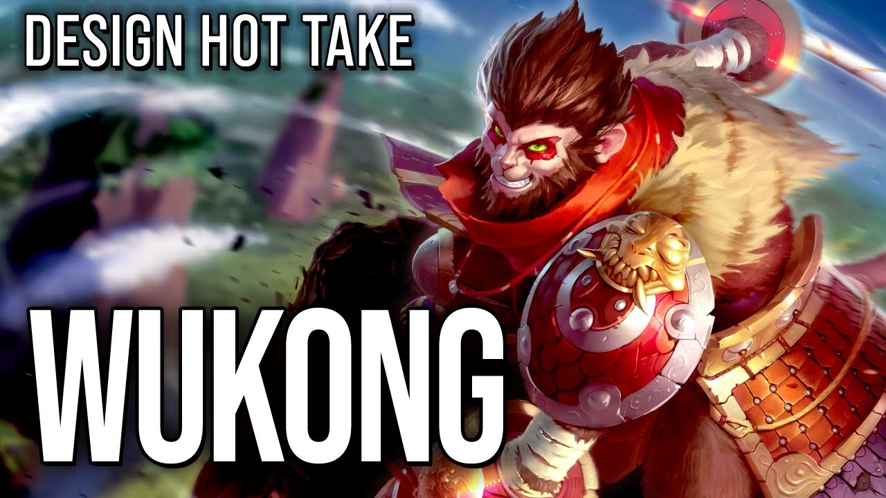 Wukong is... well, he's literally Sun Wukong    design hot take #shorts