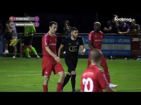 FC Collex Bossy VS Olympique de Genève