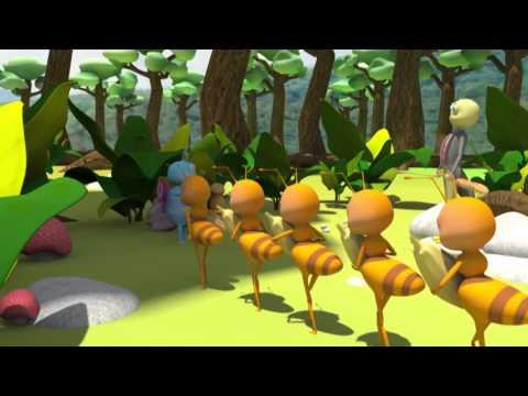 [3D] Kiến và Ve Sầu