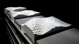 Mit's Interactive Shape-shifting Table