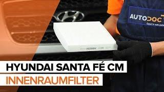 HYUNDAI SANTA FE selber reparieren - Auto-Video-Anleitung