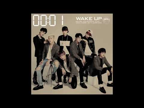 BTS WAKE UP ~JAPANESE ver.