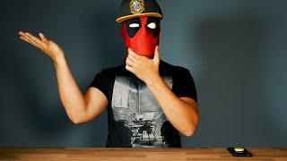Kein Körper, große Klappe: Der interaktive Deadpool-Kopf