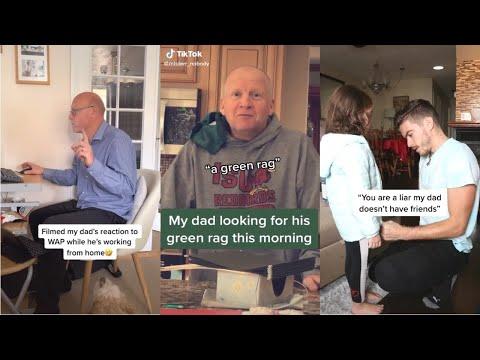 Funny Dads on Tiktok | DADS on Tiktok Compilation