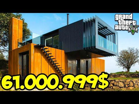 ПОДАРИЛ ДЕВУШКЕ ДОМ ЗА 61.000.999$ В ГТА 5 МОДЫ! РЕАЛЬНАЯ ЖИЗНЬ ОБЗОР МОДА В GTA 5! ВИДЕО MODS