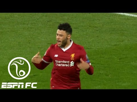 Liverpool scores 3 goals in first 31 minutes of Champions League match vs. Manchester City | ESPN FC