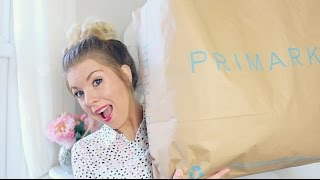 Primark Haul September | Dollybowbow