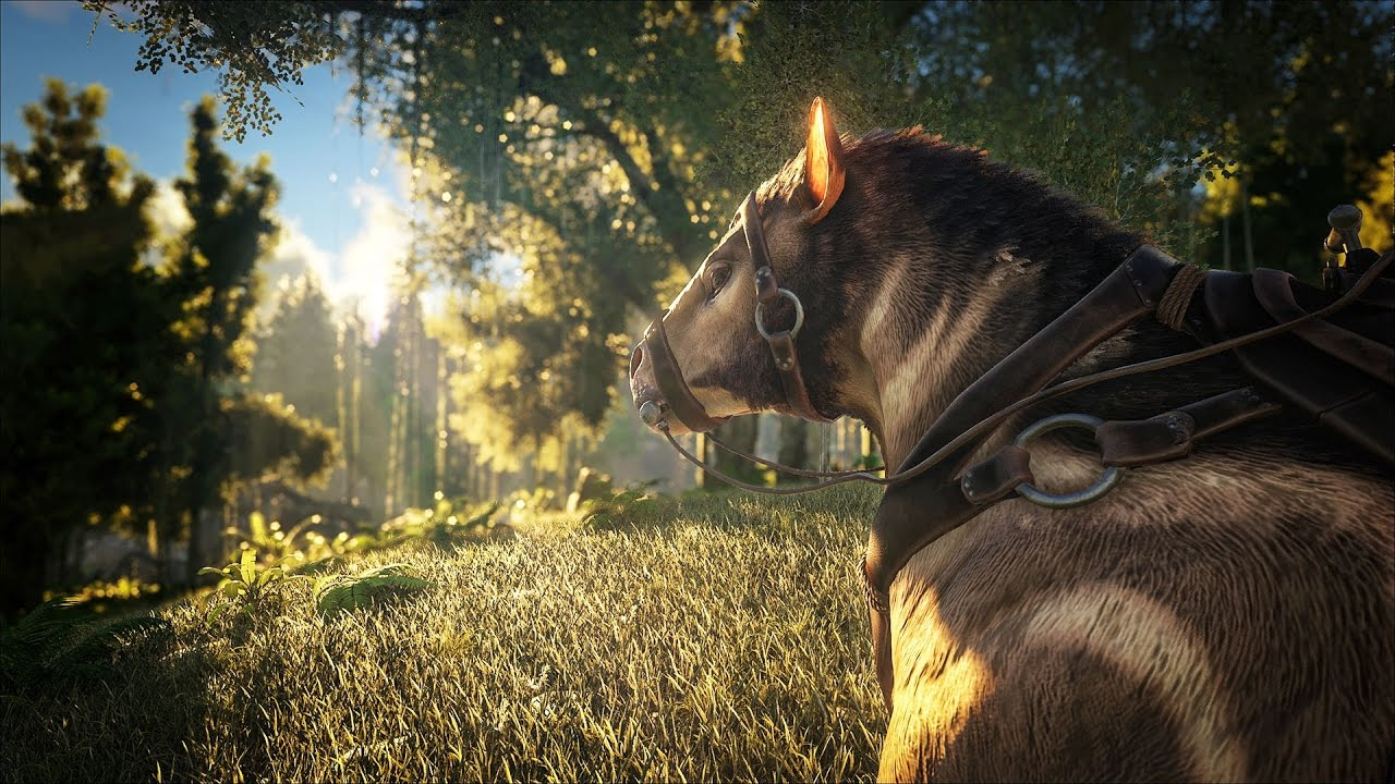 Ark: Survival Evolved adds procedurally generated maps in