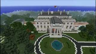 The White House - FULL SCALE | Persian World