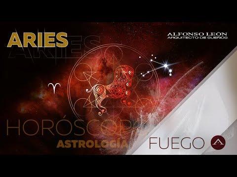 ARIES | 16 AL 22 DE OCTUBRE | HORÓSCOPO SEMANAL | ALFONSO LEÓN ARQUITECTO DE SUEÑOS