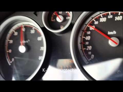 Opel Astra H Z20LEL Softwareoptimierung K-Fahrzeugtechnik Chiptuning Dresden