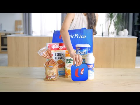 FairPrice: A Refreshed Online Shopping Experience