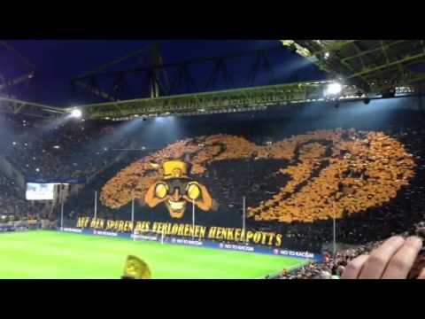 Amazing Choreo by Borussia Dortmund (BVB) - Faltin Travel