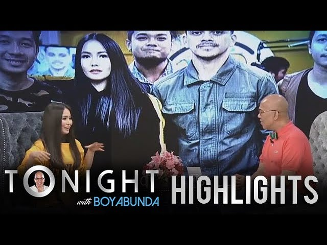 TWBA: Yeng reunites with former band