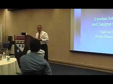 Leadership Speaker Series: Roderick Kramer