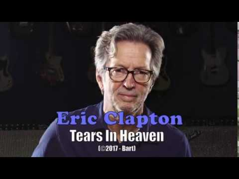 Eric Clapton - Tears In Heaven (Karaoke)