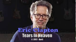 Eric Clapton - Tears In Heaven (Karaoke)