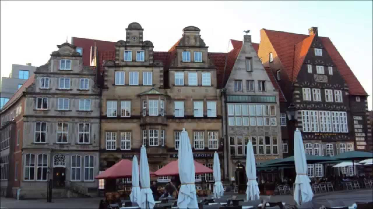 turismo por la ciudad de bremen alemania youtube. Black Bedroom Furniture Sets. Home Design Ideas