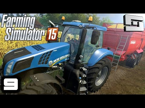 Farming Simulator 2015 : SILAGE! ( Gameplay ) E9