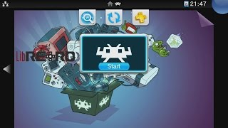 Retroarch - Playstation Vita (HENkaku) - PCSX Rearmed