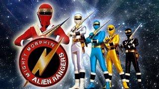Mighty Morphin Alien Rangers - Sigla + Link Episodi