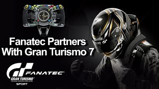 🔥 Fanatec Partners With Gran Turismo 7 | This Is Awesome