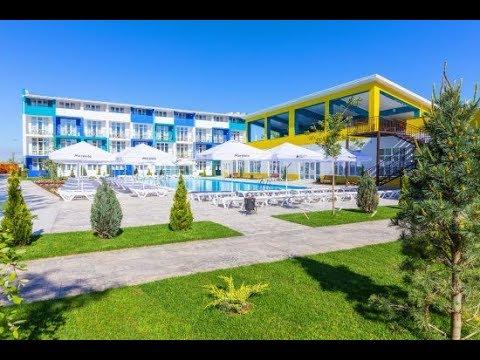 Отель Морелето, Анапа, Гостиница  MORELETO All Inclusive ,все включено 2019