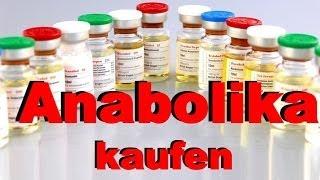 Anabole Steroide kaufen