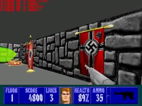 Wolfenstein 3d hd