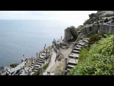 Day 63 - Lands End, Minack Theatre