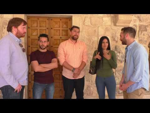 2FM's Breakfast Republic meets Palestine's first comedy club