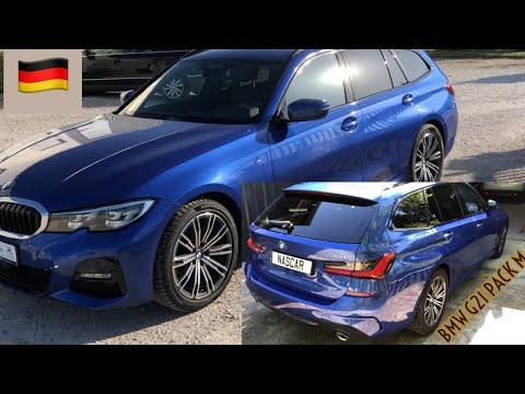 ✅ Test BMW XDrive Pack M (2020) 320Da Essai Et Prise En Main G20 / G21 Bva Serie 3 Touring M Sport