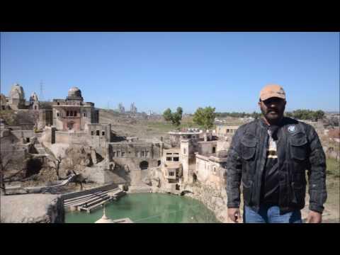 Motorcycle Trip Choa Saidan Shah Surroundings Pakistan
