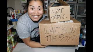 What's in the Box?! - [Hot Topic Online Haul - Nickelodeon]