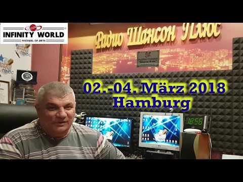 Jurimitglied Generaldirektor Radiosenser Radio Shanson Plus Dmitry Goncharov (Ukraine)