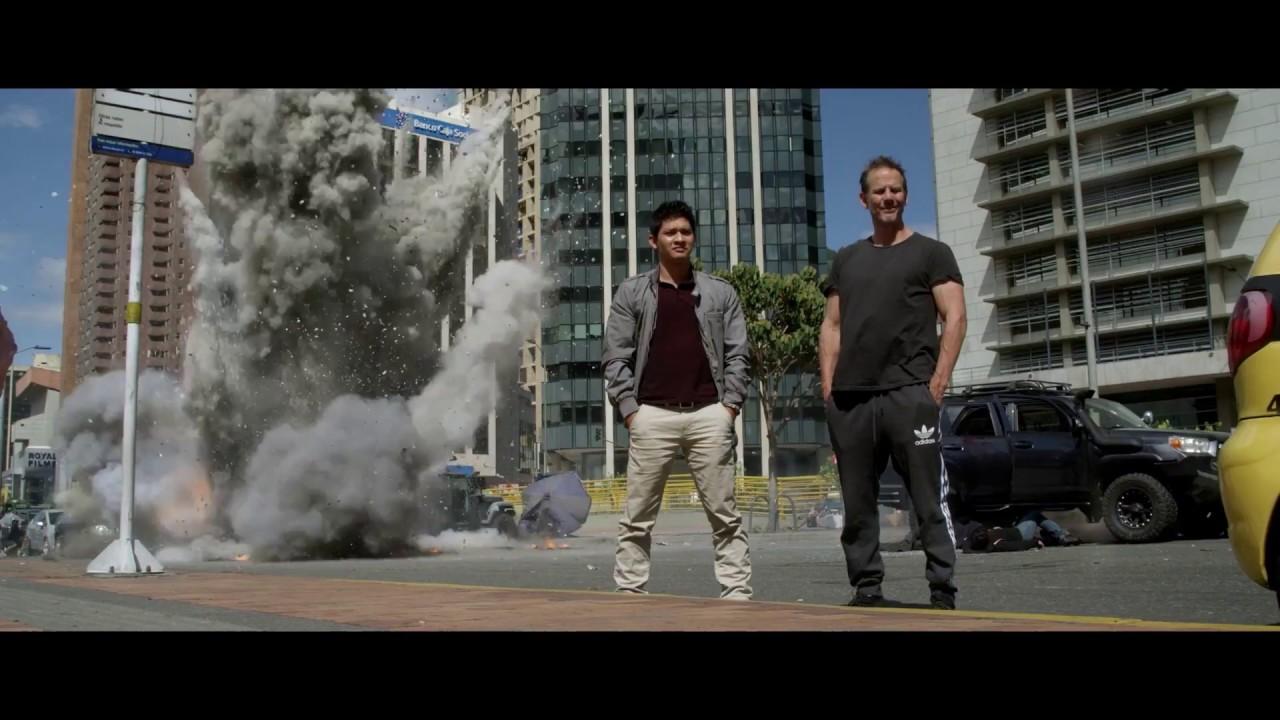 Mark Wahlberg Takes Us Behind the Stunts of \'Mile 22\' | IMDb ...