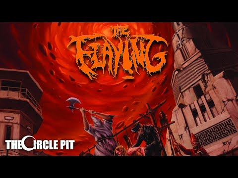 THE FLAYING - Genuflect (Official Lyric Video) [Brutal Death Metal - 2019]
