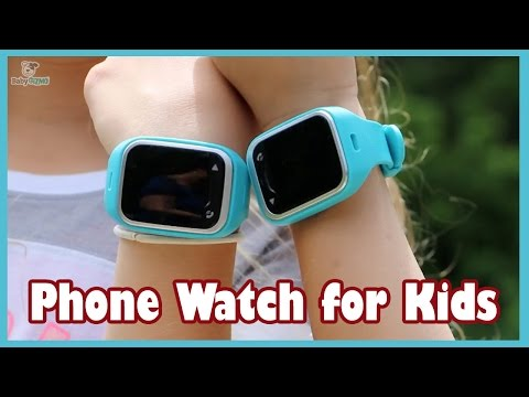 Verizon GizmoPal 2 LG Phone Watch for Kids Review