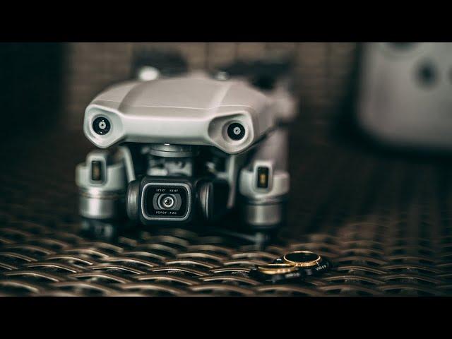 DJI Mavic Air 2 Camera: 12 vs 48MP / HDR / D-CineLike